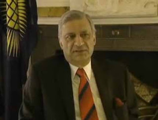 Commonwealth Secretary-General Kamalesh Sharma