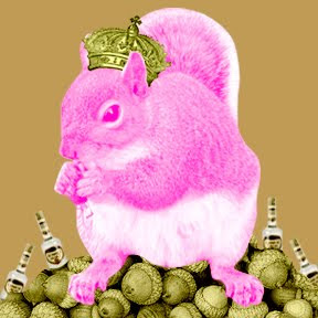 How To Make A Pink Squirrel
