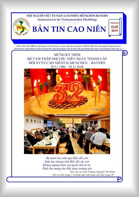 BẢN TIN CAO NIÊN 01-02-2019