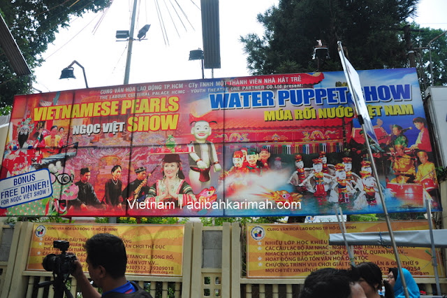 free holiday to water puppet show in vietnam fully sponsored for premium beautiful top agents