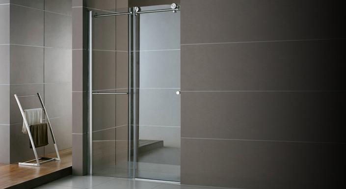 Cabine de douche meubles de salle de bain - Porte de douche 120 ...