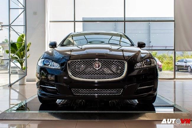 Jaguar XJL Supersport
