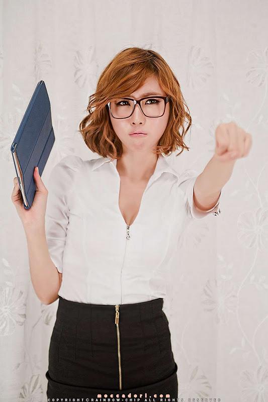 Choi Byeol Yee - Office Lady