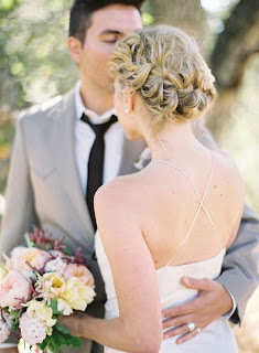 braided hairstyle wedding braid 24 Chic Braided Hairstyles 2013