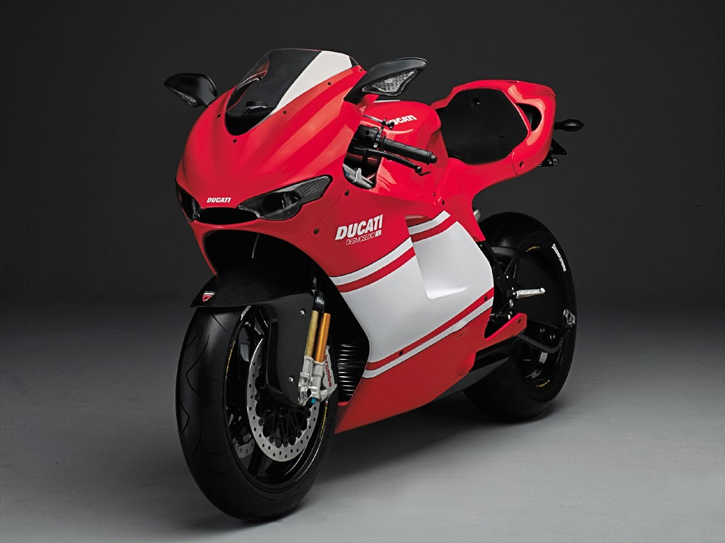 2ducatirs: The Ducati Desmosedici