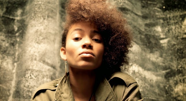 Nigerian international singer Nneka