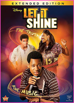 Disney Channel Let It Shine DVD Let It Shine (2012) Español Subtitulado
