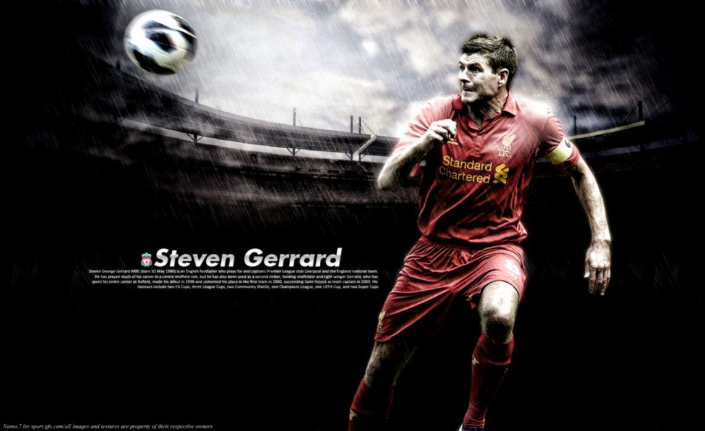 Steven Gerrard Wallpaper HD