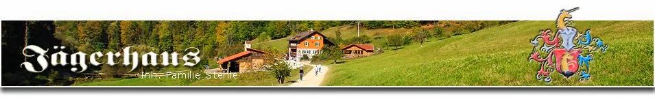 Jägerhaus - Familie Stehle