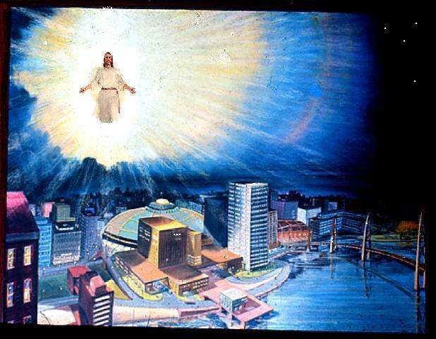 Second Coming of Jesus Christ Pictures | Free Christian ...