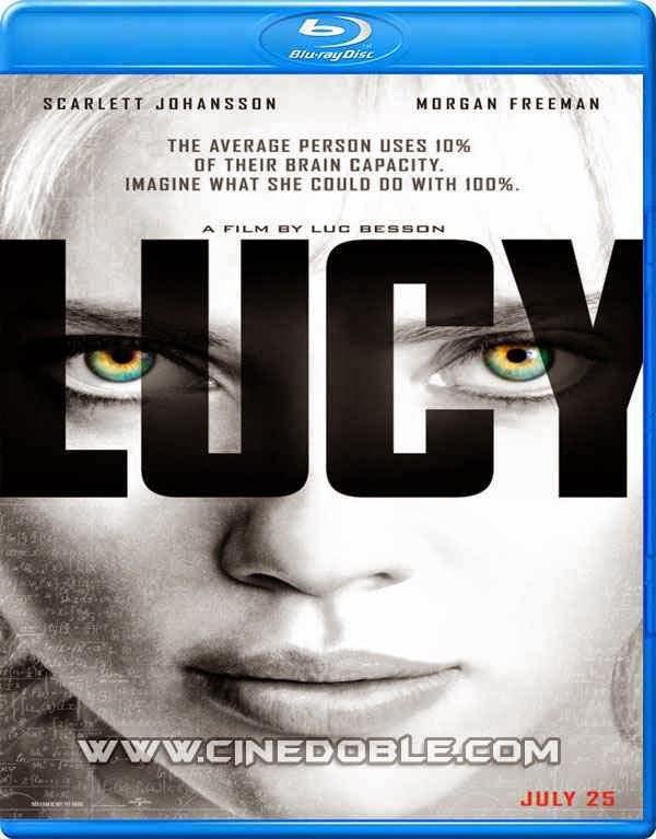 Lucy (2014) 1080p Latino