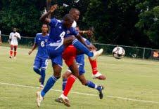 Selección Nacional se corona campeón en serie amistosa contra Curazao