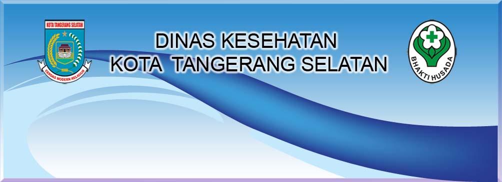 Dinas Kesehatan Kota Tangerang Selatan