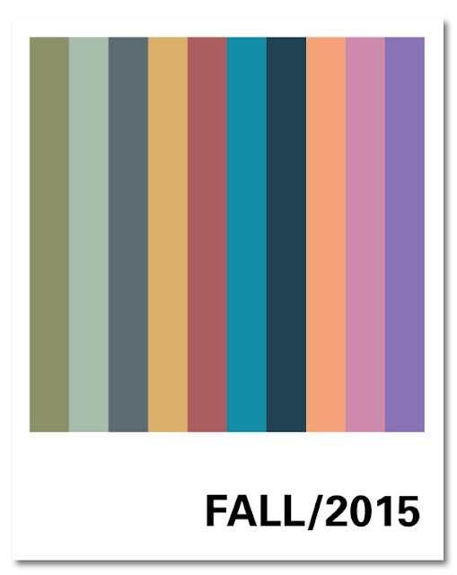 Fall 2015 Color Forecast, fall fashion, Fall15