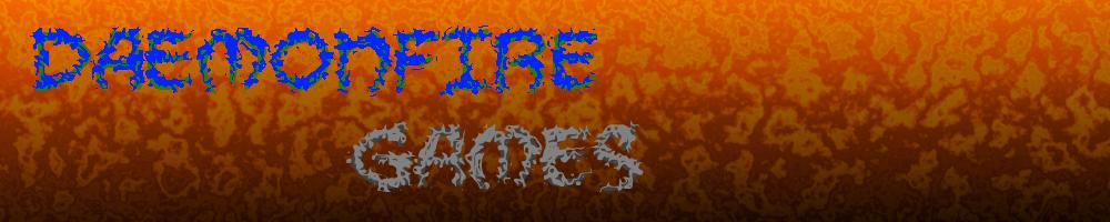 Daemon Fire Blog