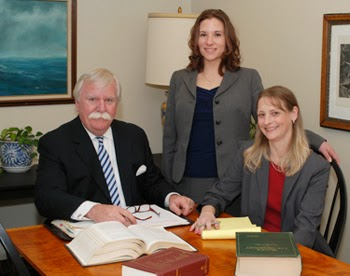 Attorney James Flaherty of Flaherty Legal Group and Attorneys Pamela Magnano and Sandi Girolamo practice divorce and family law in West Hartford, CT