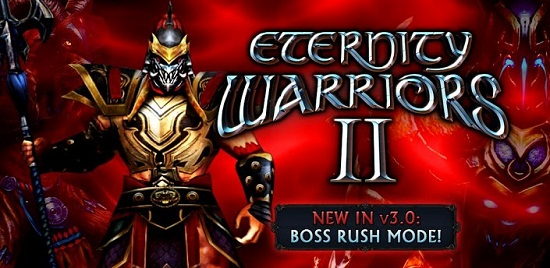 Eternity Warriors 2 for android google play iOS ipad, play games, download game