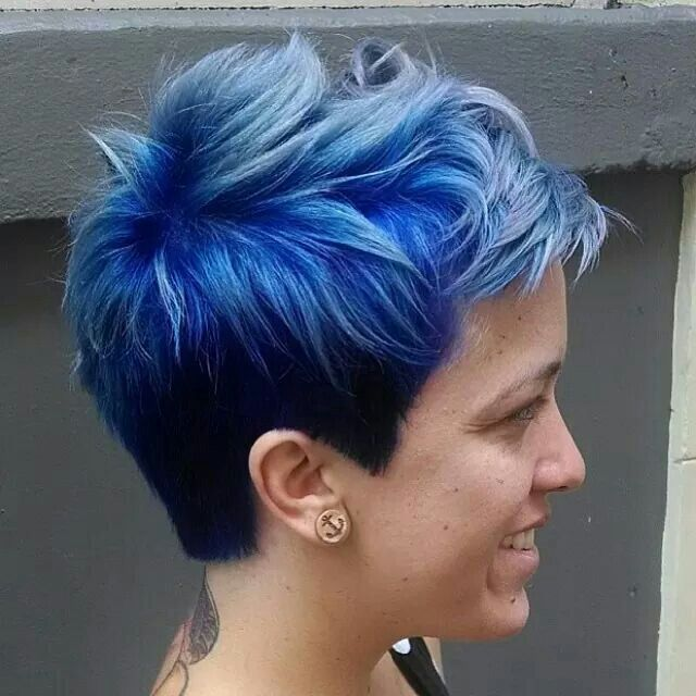 Awesome Colors For Short And Medium Hair Images And Video
