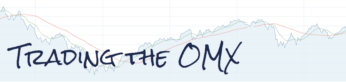 Trading the OMX