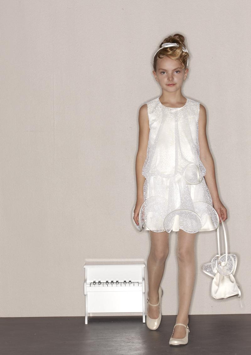 Vestidos de fiesta para niñas Suzanne Ermann   Bodas