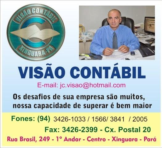 VISÃO CONTÁBIL