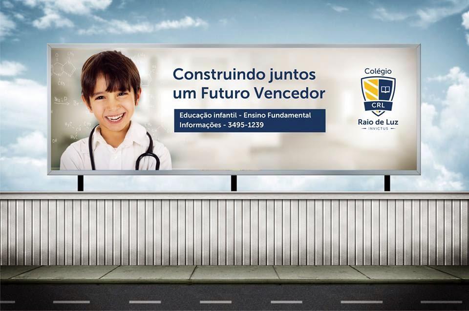 Colégio Raio de Luz INVICTUS -<br> <p>CRL NVICTUS </p>