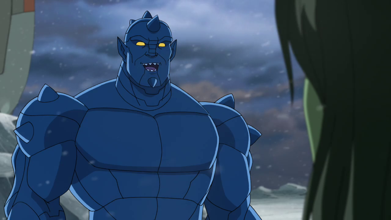 Marvel Animated Universe: Hulk and the Agents of SMASH