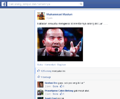 Saiful Jamil Selalu Komentar Pedas, Fans D'Academy 2 Kecewa