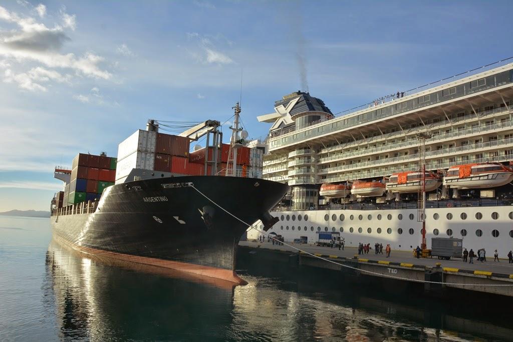 Ushuaia cargo ship