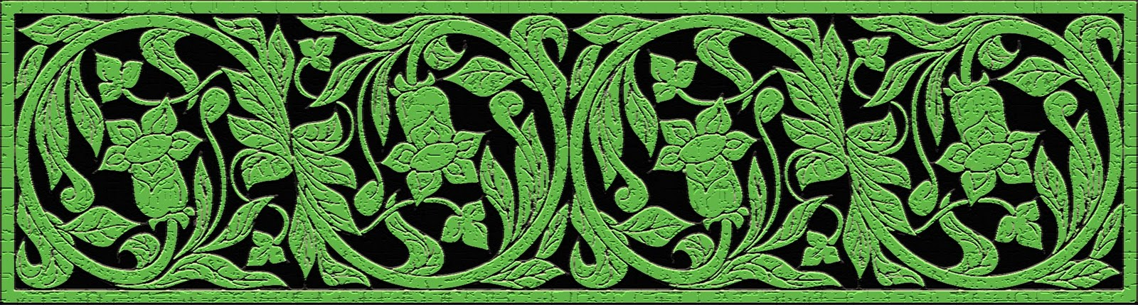 YOBGrafik: Malay Wood Carving @ Ukiran Kayu @ Kerawang