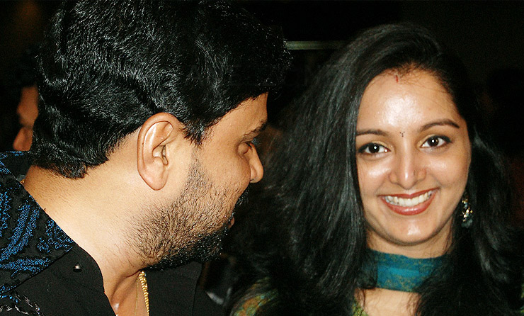 Manju Warrier Dileep Family  Photos gallery pictures