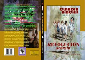 Libro REVOLUCIÓN (secreta) Pintura de Tapa:Claudio Gallina. Ediciones de La Iguana