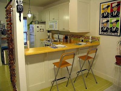 House Designs: Small Kitchen, Bar Ideas