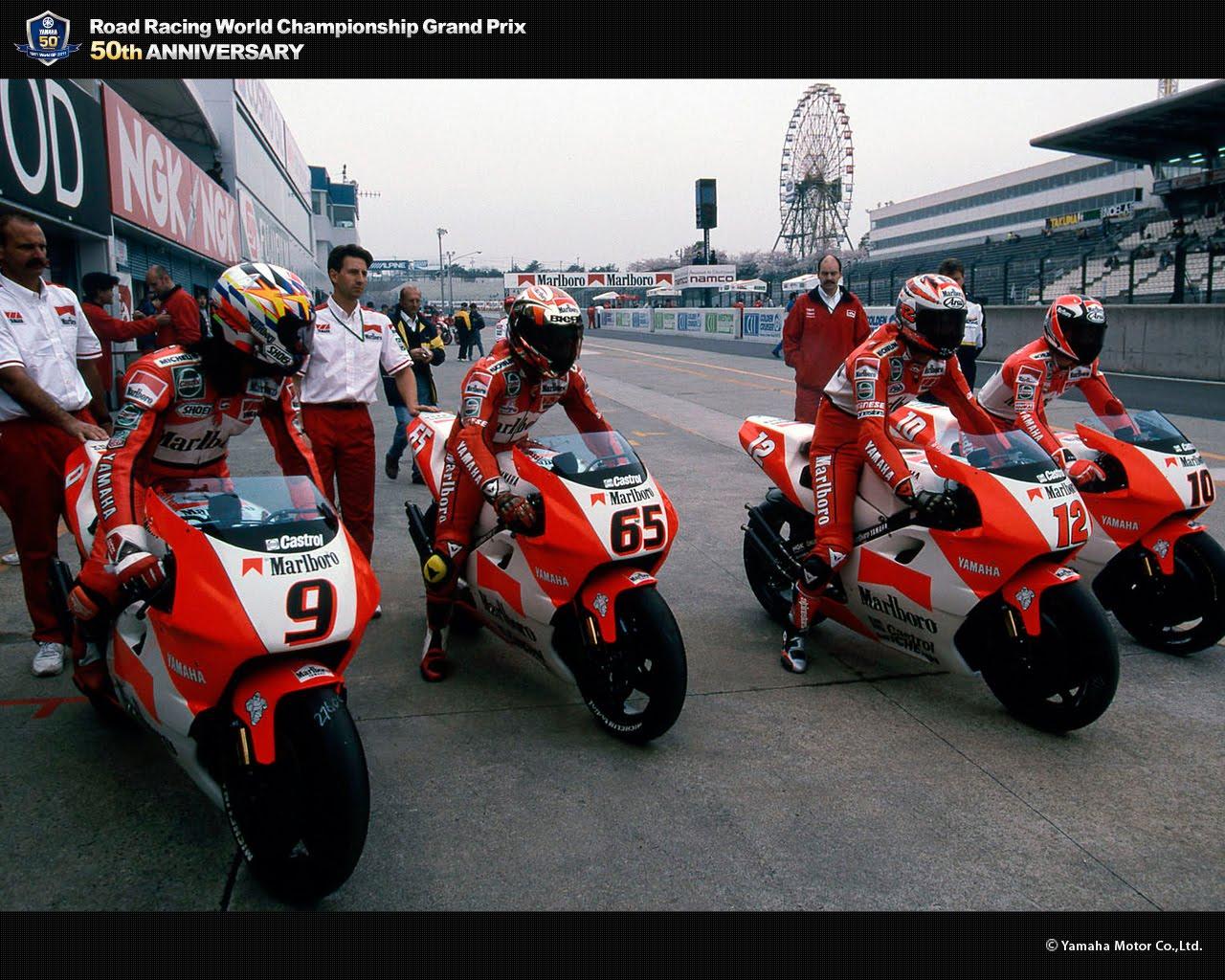 Yamaha team mgp 500 1996 martin 39 s dream garage for Martins yamaha ocala