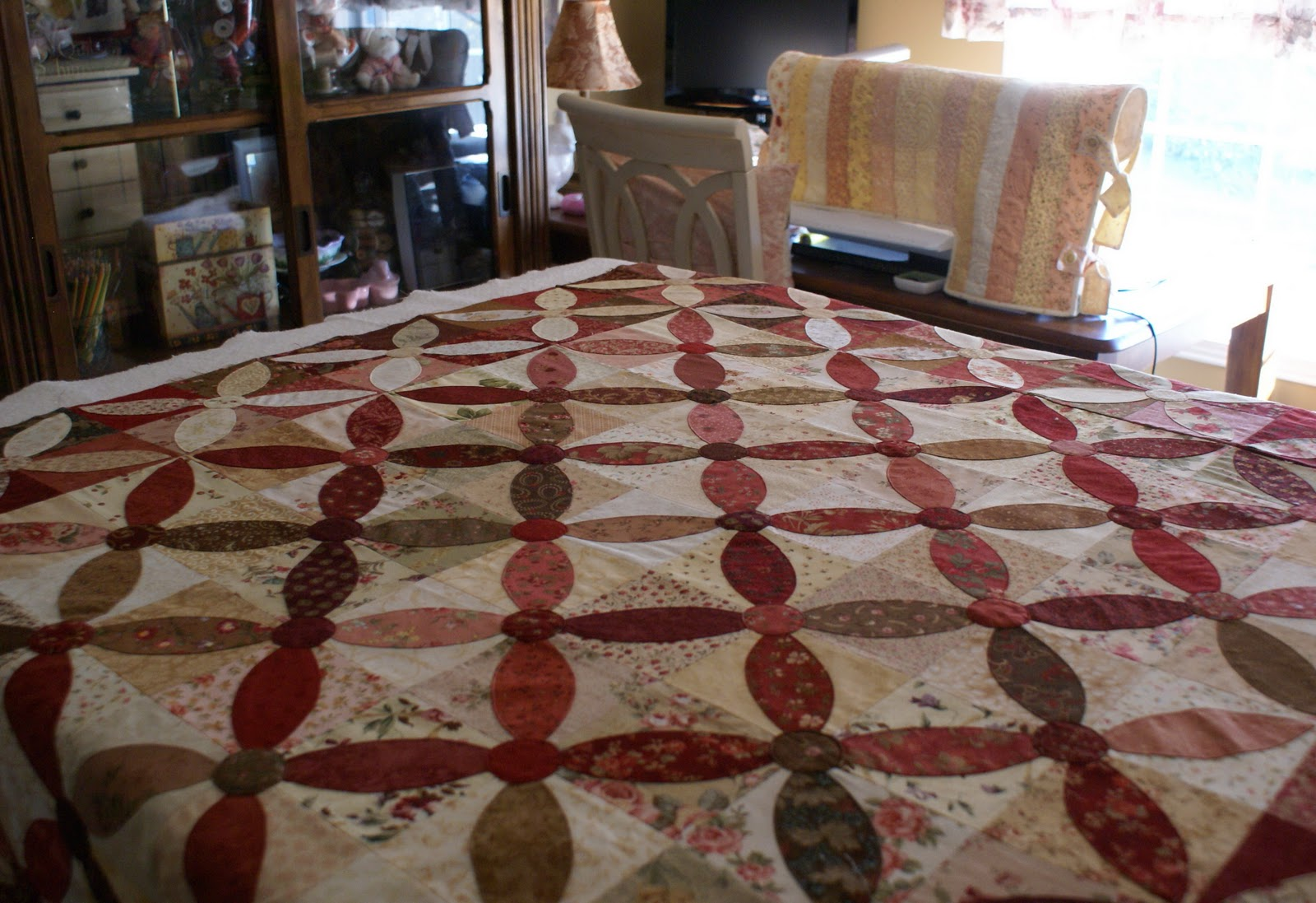 The Saturday Quilter: Machine Embroidery Quilting : embroidery quilting machine - Adamdwight.com