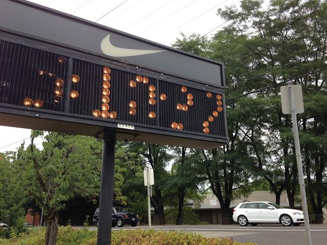 Under Armour ataca a Nike en pleno Oregon