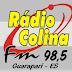 Ouvir a Rádio Colina FM 98,5 de Guarapari - Rádio Online