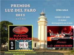 Premios Faro 2011