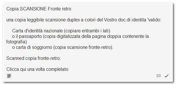 Stunning Test Italiano Per Carta Di Soggiorno Esempio Contemporary ...