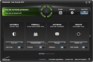 تحميل برنامج الحماية Bitdefender Total Security  2013