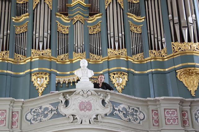Vilnius, Vilna, Lituania, San Juan, Universidad, Organo