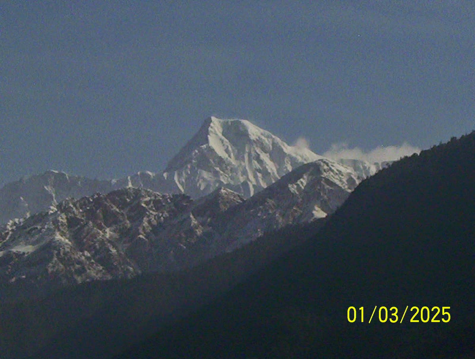 himalayas in uttarakhand garhwal