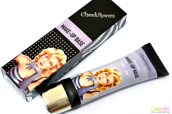 CheekBoom Makeup Base