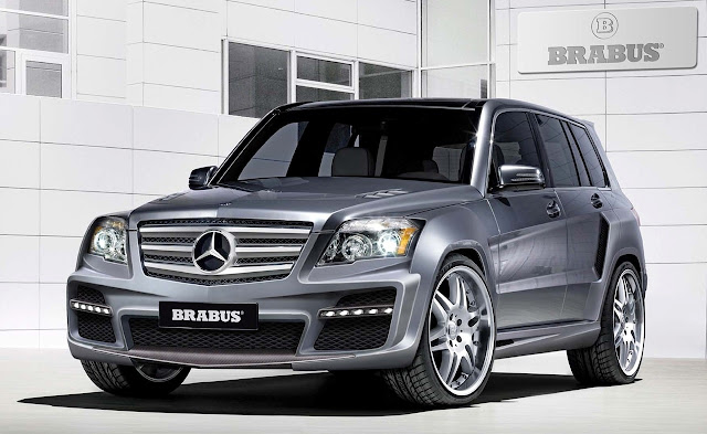 mercedes-benz glk cars