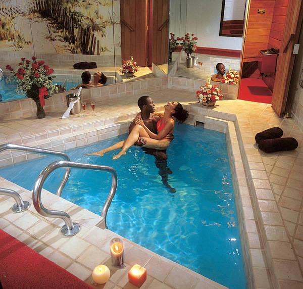 luxury life design romantic pools