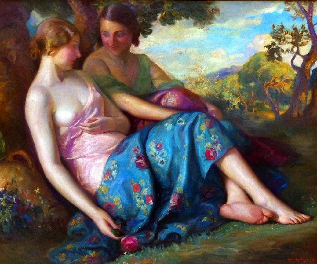 Victor Moya Calvo, pintor Valenciano, pintor español, pintura Valenciana
