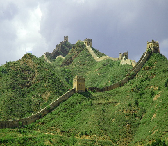 Worlds incredible great wall of china china for Great pictures of the world
