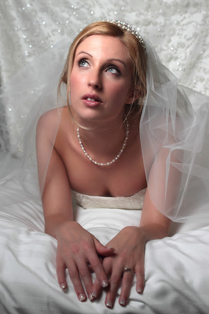 Glitter wedding sparkle