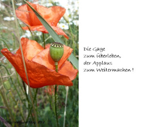 Klatschmohn © http://Sistlau.at/blog 2012