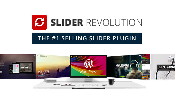 Slider Revolution Responsive v5.1.5 WordPress Plugin
